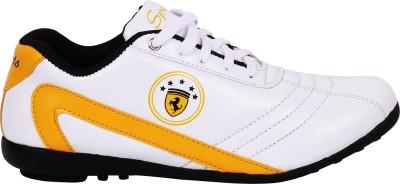 Nexq Yellow Walking Shoes