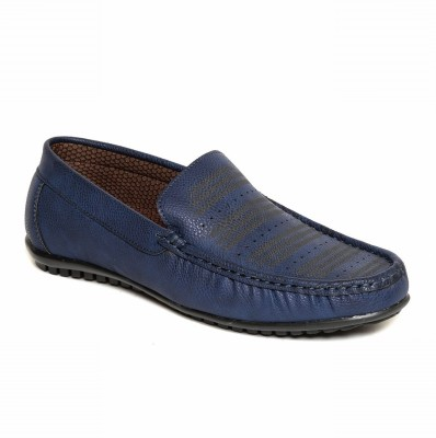 VERDIOZ blue loafers Loafers