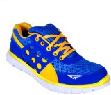 Afrojack Neon Running Shoes (Multicolor)