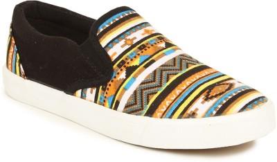 Advin England Black Rangoon Casual Shoes Casuals