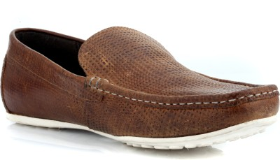 Red Tape Loafers(Brown) at flipkart