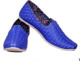 Smoky Stylies Blue Mojaris (Blue)