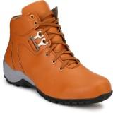 Wave Walk Latest Fashion Boots (Tan)