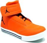 Footfad Sneakers (Orange)