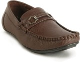 Calaso 2122 Brown Loafers (Brown)