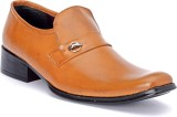 Bruno Manetti 7065 Slip On Shoes (Tan)