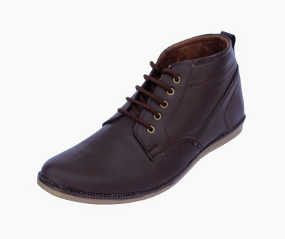 Verro Chino Uptown Urban - Dark Brown Casual Shoes