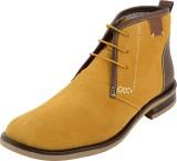 Laa Classique Boots (Beige)