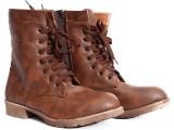 Rialto Butch Boots (Brown)