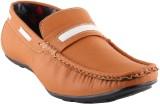 Smart Wood 202 TEEK Loafers (Brown)