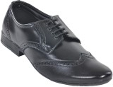 Ajanta Lace Up (Black)