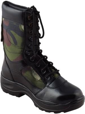 Adduce Ar-106-Bk-O-Green-8 Boots