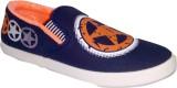 Comfort Cotton Canvas Shoes (Purple, Ora...