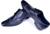 Paparazzi Lace Up Shoes (Navy)