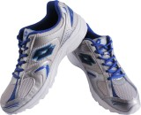 Lotto Silver & Blue Running Shoes (Silve...