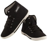 Cougar Sneakers (Black, White)