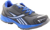 Porcupine Laced Running Shoes (Grey)