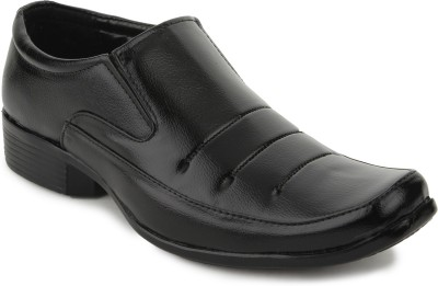 Blue Hut Blue Hut Comfort Black Formal Shoes Slip On Shoes