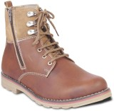 Ten Stylish And Elegant Boots (Brown)