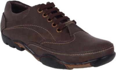 ShoeAdda Dusky Smart Casual Shoes