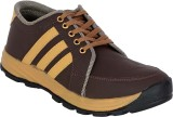 Aster Chief Casuals (Brown, Camel)