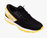Smoky sports Running Shoes (Black)