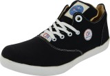 Chamois Sneakers (Black)