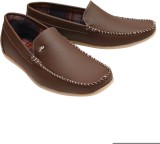 Rozzana Loafers (Brown)