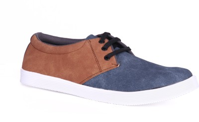 Royal Collection Blue Sneakers