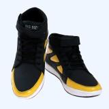 Stylish Fashion Trendy Sneakers (Yellow,...