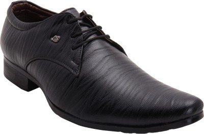 Oxedo Stylish Derby Lace Up Shoes