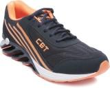 Combit Running Shoes (Blue, Orange)