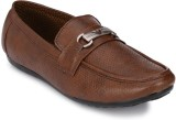 Afrojack Exchange Loafers (Brown)