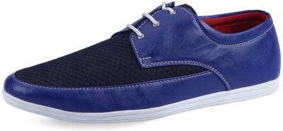 Stud Blue Casual Shoes