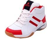 Zeefox Lace Up Shoe (Red)