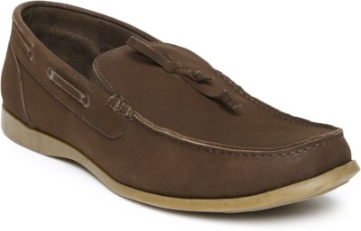 Roadster Boat Shoes(Brown) at flipkart