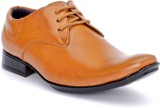 Bruno Manetti 5006 Lace Up Shoes (Tan)