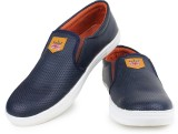 Inure Loafers (Blue)