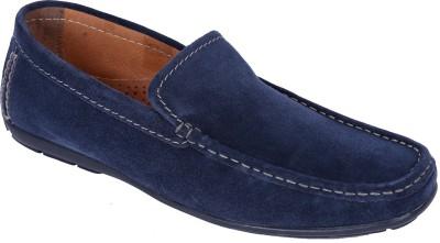 Gaitonde Casper Blue Boat Shoes