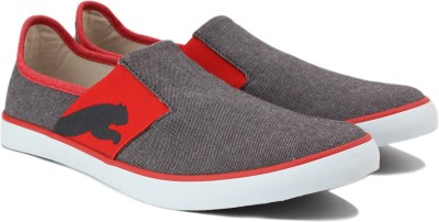 Puma Lazy Slip On II DP Sneakers(Grey)