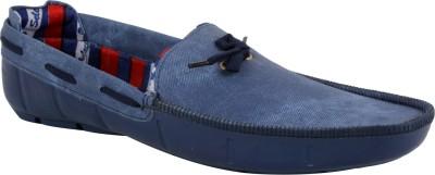 Gato Gypsy Blue Loafers