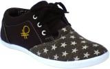 Reveller XL brown star shoes Canvas Shoe...