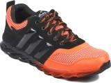 Adjoin Steps Running Shoes (Orange)