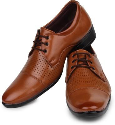 Do Bhai Lace Up Shoes
