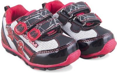 Spiderman Bs1cbsm07,Red/Black Running Shoes