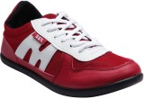 F22 Red Men Casual Shoes (Red)