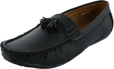 VOGUE GUYS black killer lace loafer Loafers