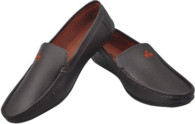 HD Shoes Classic Brown Loafers
