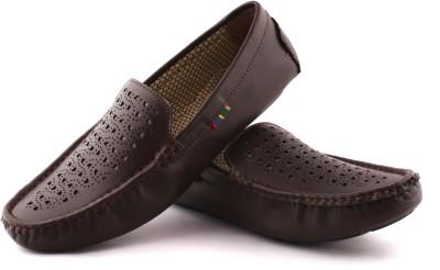 BORON Leatherlook Loafers