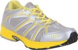 Duke Running Shoes (Silver, Yellow)